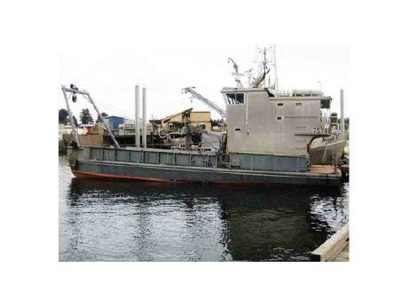 1967 Cargo Ship , Barge, Landing Craft