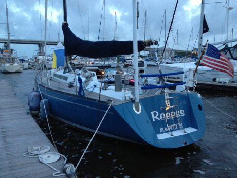 1986 Baltic Custom Baltic 44 Farr