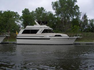 1989 Chris-Craft 501 Motor Yacht