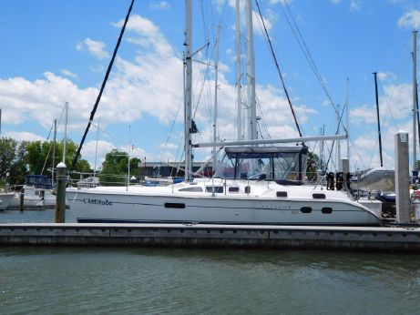 2001 Hunter 420 Passage