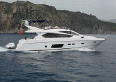 2015 Sunseeker Manhattan 63