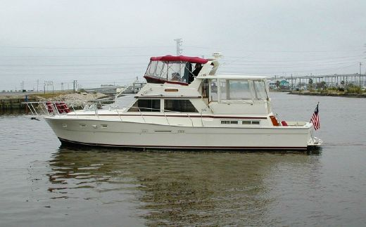 1984 Viking Boats 50 Cockpit Motor Yacht