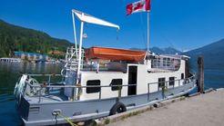 1990 Trawler Kaslo Shipyard Company