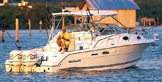 2000 Wellcraft 290 Coastal