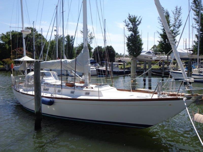 1997 Block Island 40 Sail Boat For Sale