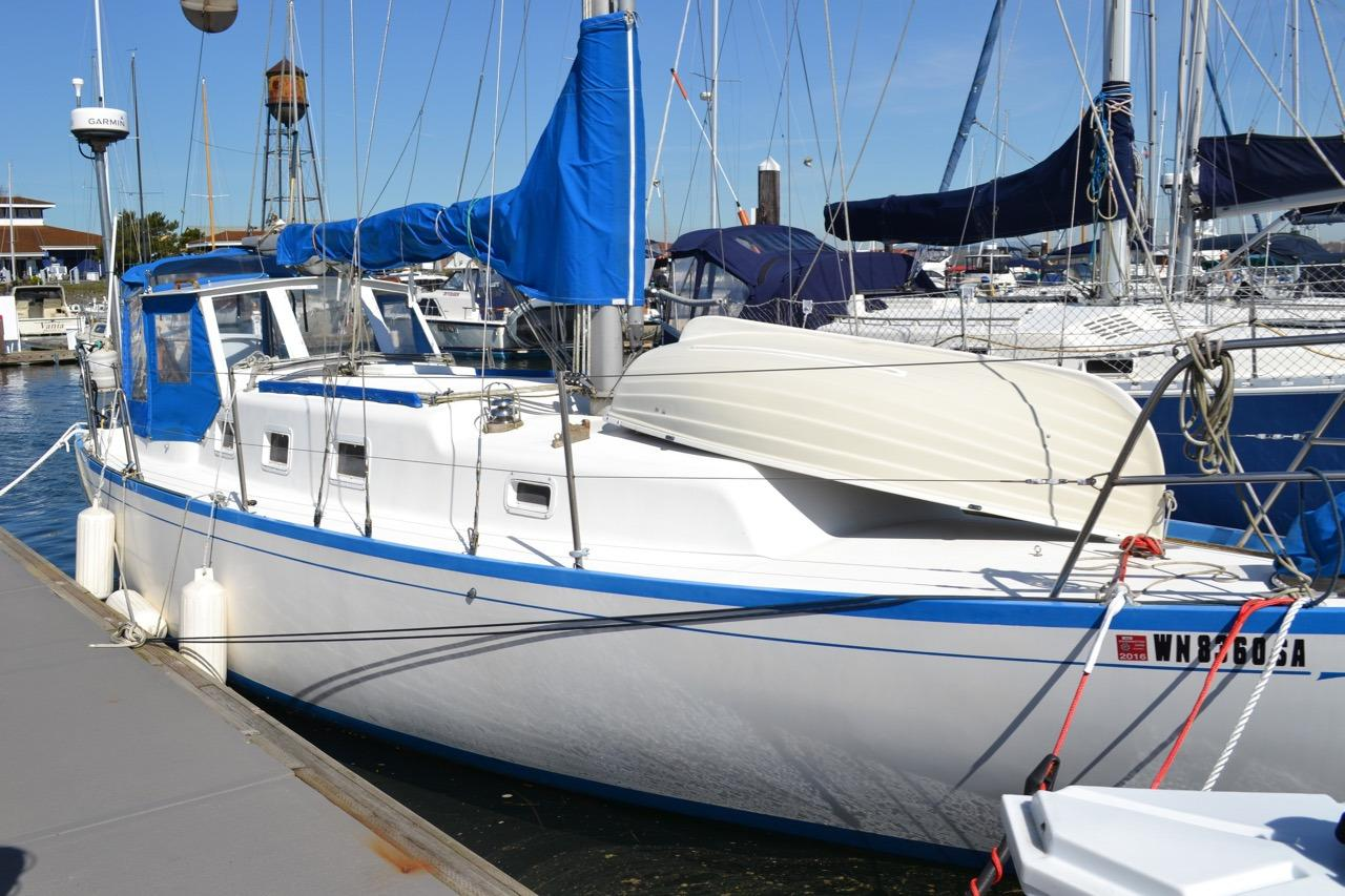Blaine (WA) United States  city photos gallery : 1981 Spencer 35 MKII Sail Boat For Sale www.yachtworld.com