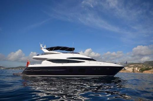 2011 Princess Yachts Princess 78MY