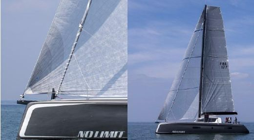 2015 Outremer Outremer 5X Carbon