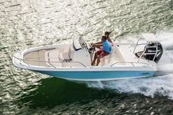 2019 Boston Whaler 210 Dauntless