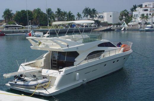 2003 Ferretti Yachts 53