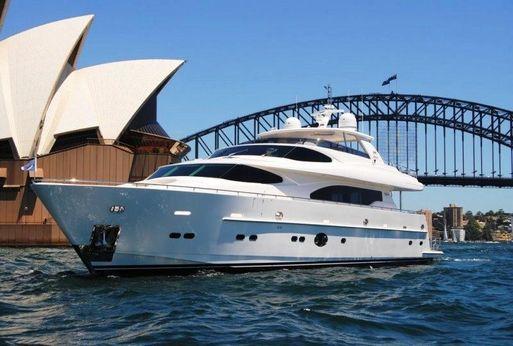 2012 Horizon Yacht Rp97