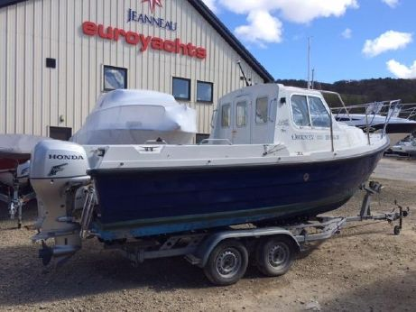 2012 Orkney Boats Pilot House 20