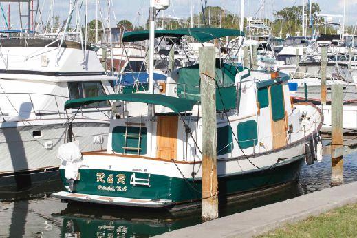 1988 Eagle 32 Pilothouse Trawler
