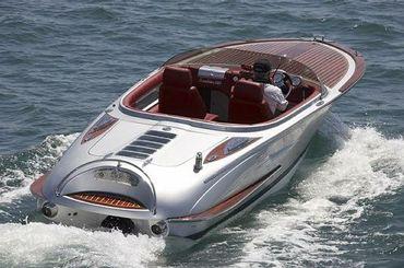 2014 Yuka 580 Speedster