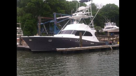 1982 Post Marine 46 Sportfish