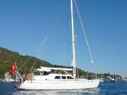 1994 Custom Line Sailing Yacht