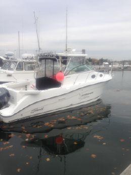 2003 Sea Swirl Striper 2901 Walk Around
