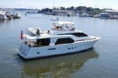 photo of 61' Queenship Pilothouse Motoryacht Stabilized