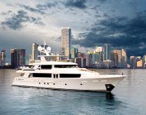 2021 Westport Tri-Deck Motoryacht
