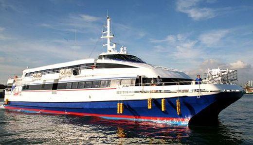 1998 Custom Fast RoPax Ferry