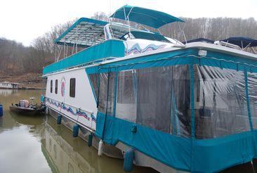 1999 Horizon 16 X 60 Houseboat