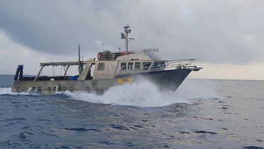 1984 Custom Fishing Boat 52