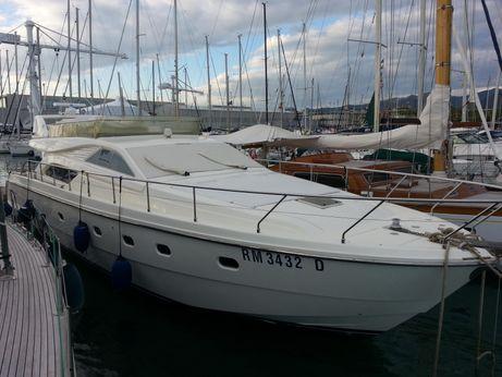 1999 Ferretti Yachts ferretti 57