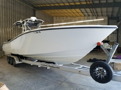 2005 Yellowfin 34 (2017 350 Verados)