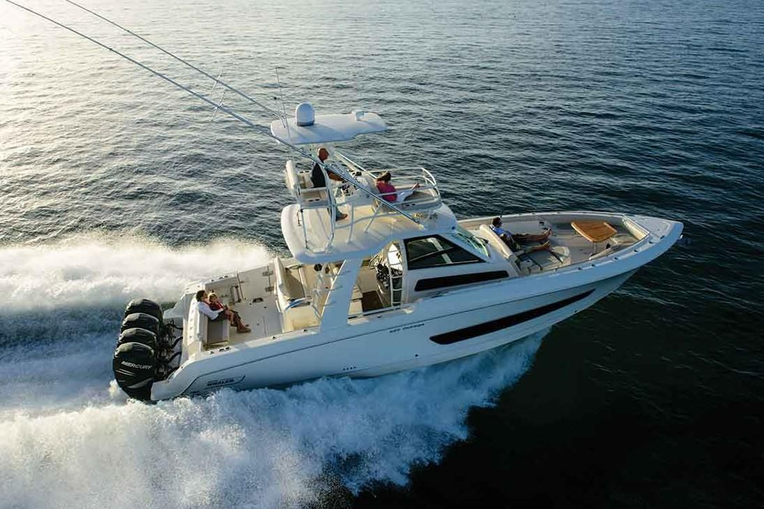 Boston Whaler Boats For Sale >> 2019 Boston Whaler 420 Outrage Power Boat For Sale - www.yachtworld.com