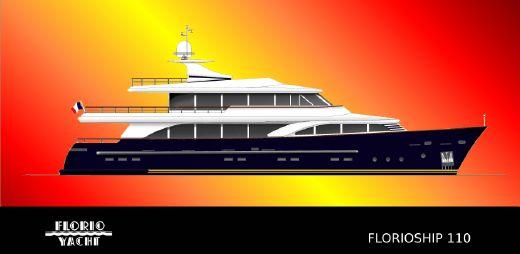 2017 Custom Florioship 110
