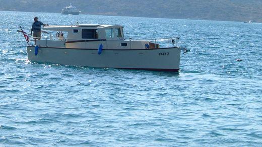 2010 Custom Mikron Cruiser 32