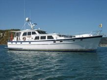 1985 Sparkman & Stephens Motoryacht