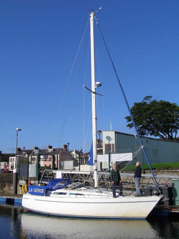 Renfrewshire United Kingdom  City pictures : 1988 Moody 31 MK II Sail Boat For Sale www.yachtworld.com