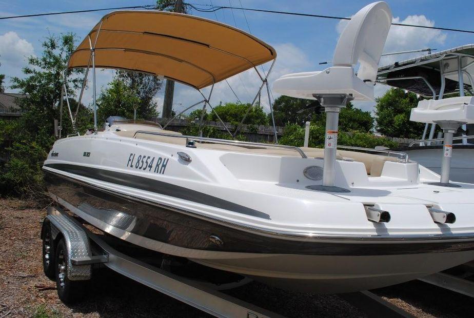 Used Hurricane 201 Sundeck Sport Fiberglass Prices Waa2