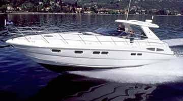 2001 Sealine S48