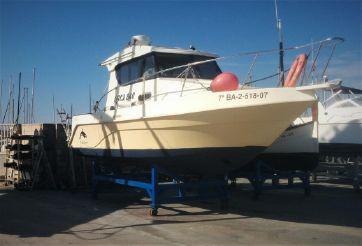 2007 Orca 840