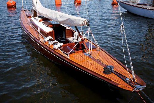 1918 Johan Anker 8mR-Yacht