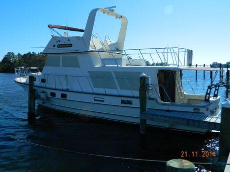 1984 Delta Boat Company Trawler