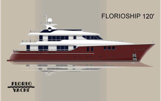 2017 Custom Florioship 120
