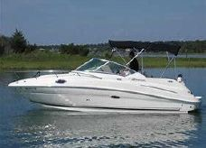 2007 Sea Ray Sundancer 240