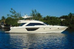2015 Riviera Alpha 76 Flybridge