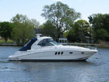 2010 Sea Ray Sundancer 390 Diesels Pod Drives