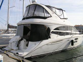 2009 Meridian 441 Sedan