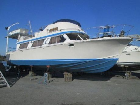 1969 41 Canoe Cove Sedan/Live Aboard