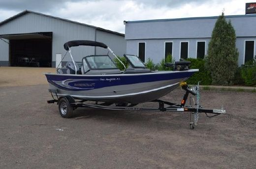 2016 Smoker Craft 162 Pro Angler XL