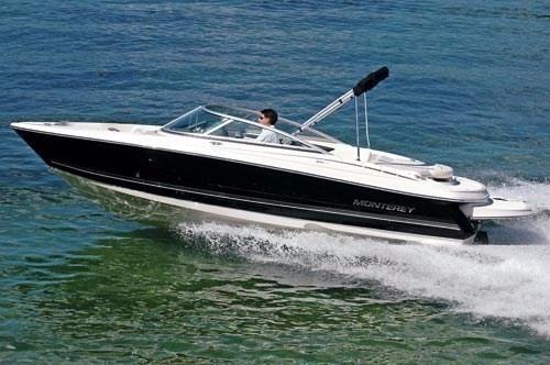 2006 Monterey 214 FS