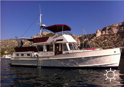 1996 Grand Banks 42 Motoryacht