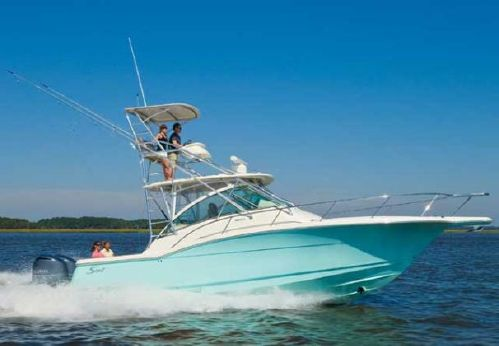 2009 Scout Boats 350 Abaco