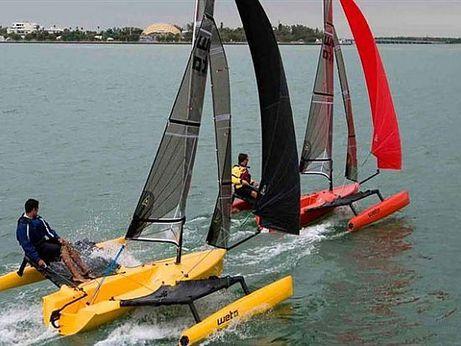2010 Weta Trimarans 4.4