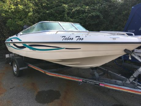 1997 Fletcher Arrowstreak 17 GTO Bowrider